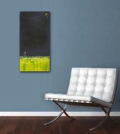 ViNiFERA original abstract modern painting by linneaheideart