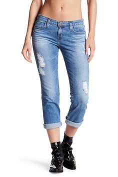 Image of Big Star Kate Cropped Jeans