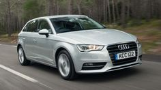 The Audi A3 Sportback is the more practical five-door version of the standard three-door A3
