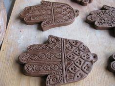 Pottery Art Project Ideas | Via Mandie Carrington