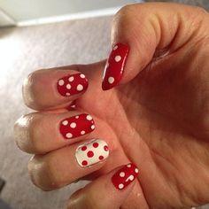 #RedHotJulep @julepmaven Lovin the polka dots!