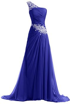 Sunvary New Chiffon and Applique Long Bridesmaid Dresses ...
