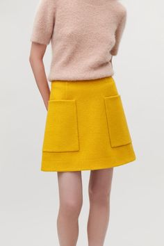 7 Places to Shop for Clothes in Your - I like your style - Best Skirt A Line Skirt Outfits, A Line Skirts, Mini Skirts, 7 Places, Wool Mini Skirt, Fall Outfits, Fashion Outfits, Fashion Looks, Wool Skirts