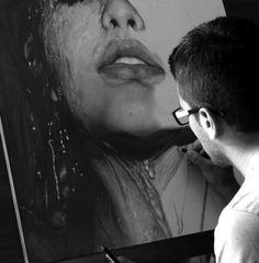 Photorealistic Drawing Insane! – Fubiz™