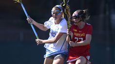 Photo Gallery: UNC Women's Lacrosse Nipped by Maryland 8-7 - University of North Carolina Tar Heels Official Athletic Site