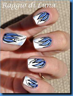 Raggio di Luna Nails: nail art