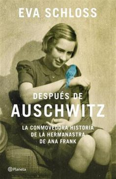 The NOOK Book (eBook) of the After Auschwitz: A story of heartbreak and survival by the stepsister of Anne Frank by Eva Schloss at Barnes & Noble. Books And Tea, I Love Books, Good Books, Books To Read, My Books, Anne Frank, Reading Lists, Book Lists, Holocaust Books