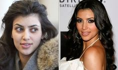 Celebrities without makeup. Yes, we can all be real pretty, make up really helps!