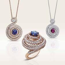 zaffiri,rubino e diamanti Recarlo