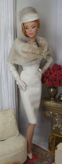 Graceful Repertoire for Silkstone Barbie and by MatisseFashions