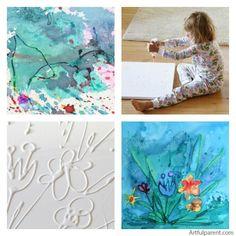 10-ideias-para-fazer-arte-com-as-criancas-aquarela-e-cola.jpg (680×680)