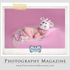 Photography Magazine | Nicki Kristof Photography Florida Newborn Photography  Photography Magazine's Best Newborn Photographers