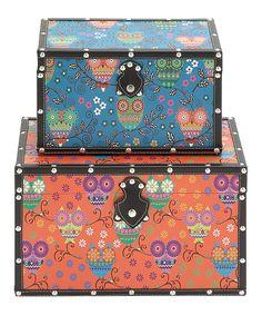 Owl Nesting Box Set