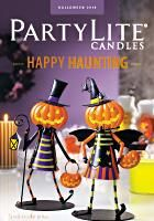 PartyLite® Candles Halloween catalogs are here!