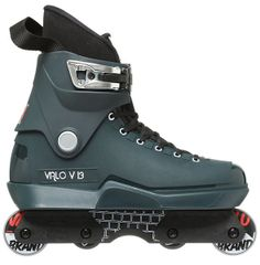 Homage to Jon Julio's signature Roces M12 Skates, redesigned for Valo's 10 Year Anniversary.