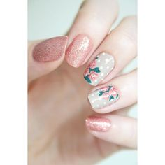 This Is the Manicure You Should Get, Based on Your Astrological Sign ❤ liked on Polyvore featuring beauty products and nail care
