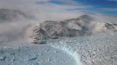 Greenland sees record-smashing early ice sheet melt