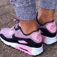 Nike Shoes & Nike Kids Air Max 90 & Color: The post Nike Shoes Nike Shoes Girls Kids, Cute Nike Shoes, Cute Nikes, Nike Shoes Outfits, Nike Kids, Kid Shoes, Nike Shoes Cheap, Shoes Men, Air Max 90