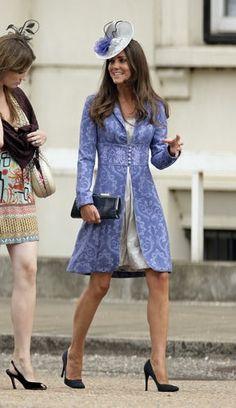 Kate Middleton At Nicholas Van Cutsem