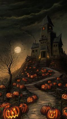 50+ Stunning Fall and halloween Wallpaper For Your iPhone!