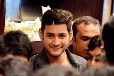 Mahesh Babu @ Jos Alukkas Showroom Launch in Vijayawada