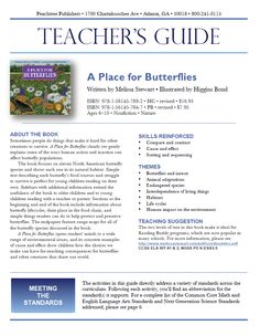 Teacher's Guide, Cause And Effect, Compare And Contrast, Nonfiction, Butterflies, This Book, Pdf, Teaching, Writing