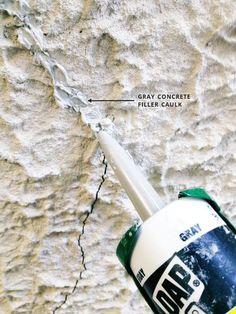 How to repair #stucco cracks   Rather Square