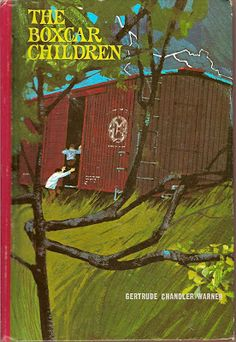 """These were probably the first """"chapter"""" books I read as a kid. :)"""