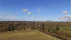 Schönes Wetter - Blauer Himmel und Wolken - Panorama Videos aus der Höhe...