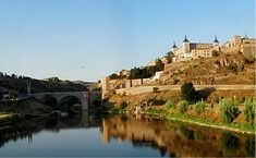 Toledo, Spain. One of the most beautiful little cities that I've ever visited. I need to go spend more time there.