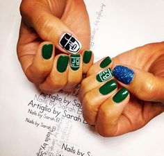 Breaking Bad nails