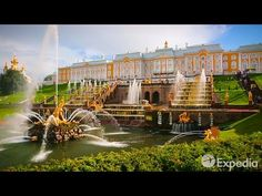 St. Petersburg Vacation Travel Guide | Expedia - YouTube