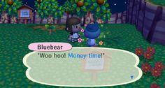 More catchphrase fun—Animal Crossing: City Folk, Wii
