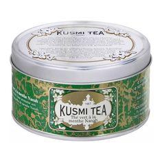 Grüner Tee mit Nanah-Minze