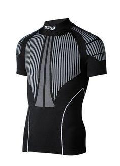 a8465ac29f54 BBB Thermolayer - Camiseta de ciclismo para hombre, color negro, talla M-L  BBB Gran