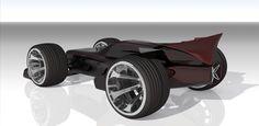 Modelo feito em CATIA V5. #cardesign #rendering #hotwheels