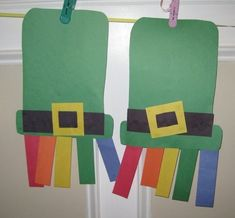 St Patrick's Day Crafts For The Kids