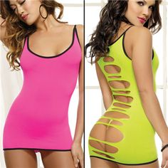 Slash Seamless Dress $29.95 or have almost all the single items for 50% OFF + Free Shipping + DVDS and Attractive GIFT when you use the code PINIT @ checkout at www.AdamAndEve.com