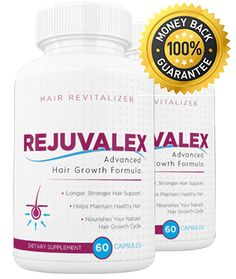Regrow Your Hair in Just 90 Days. Rejuvalex Hair Supplement can help those with fine hair or hair loss regrow and strengthen damaged hair from the inside.