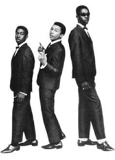 Bunny Wailer, Bob Marley & Peter Tosh...