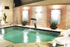 12 projetos de piscina para sua área de lazer - Casa