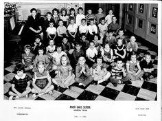 School Portraits, Class Pictures, Golden Rule, School Days, River, History, Vintage, Art, Art Background