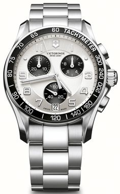 Victorinox Swiss Army Watch Chrono Classic #bezel-fixed #bracelet-strap-steel #brand-victorinox-swiss-army #case-material-steel #case-width-41mm #chronograph-yes #classic #date-yes #delivery-timescale-call-us #dial-colour-silver #gender-mens #movement-quartz-battery #official-stockist-for-victorinox-swiss-army-watches #packaging-victorinox-swiss-army-watch-packaging #style-sports #subcat-chrono-classic #supplier-model-no-241495 #warranty-victorinox-swiss-army-official-3-year-guarantee…
