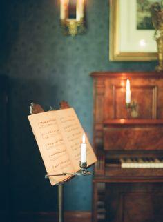 i dream of music...xoxo http://www.kissthegroom.com