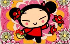 Want to discover art related to pucca? Check out inspiring examples of pucca artwork on DeviantArt, and get inspired by our community of talented artists. Cute Characters, Cartoon Characters, Fictional Characters, Cartoon Books, Pop Dolls, Kokeshi Dolls, Arte Pop, Simple Art, Simple Lines