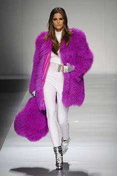 Izabel Goulart For Blumarine Fall 2012