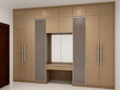 15 Amazing Bedroom Cabinets to Inspire You Bedroom Cupboards, Bedroom Cupboard Designs, Bedroom Closet Design, Bedroom Furniture Design, Modern Bedroom Design, Wardrobe Door Designs, Closet Designs, Wardrobe Furniture, Bedroom Wardrobe
