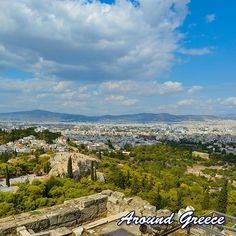 View from the Acropolis of Athens with the Areopagus (Hill of Ares) to the left and the Temple of Hephaistos in the Ancient Agora to the right.  https://ift.tt/2DJ6WcK  #Athens #Greece #Athina #Athenes #holidays #travel #vacations #culture #history #aroundgreece #visitgreece #Αθηνα #Ελλαδα #διακοπες #ταξιδια