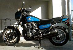 honda cbx 750 f 1985 #bikes #motorbikes #motorcycles #motos #motocicletas