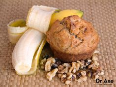 This banana nut muffins recipe is one of my absolute favorites! It's delicious, gluten free, easy to make and fast! Try it today and enjoy!
